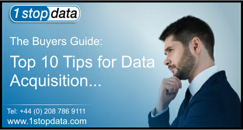 Top 10 Tips Data Acquisition
