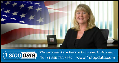 1 Stop Data Welcomes Diane Pierson