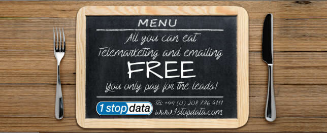 All You Can Eat Telemarketing and Emailing