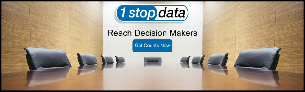Reach Decision Makers