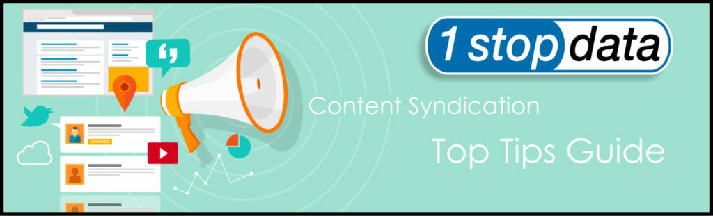 Content Syndication