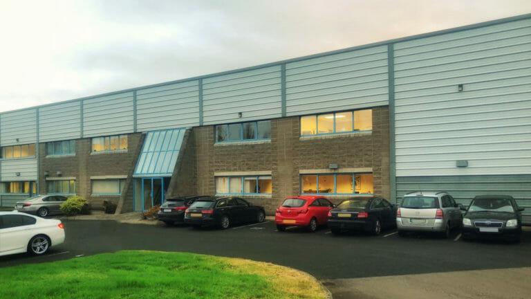 New office - Northern Ireland