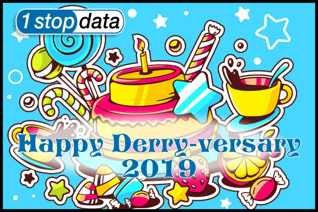 Happy Derryversary 2019