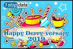 Happy Derryversary 2019