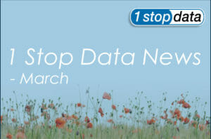 1 Stop Data News - March