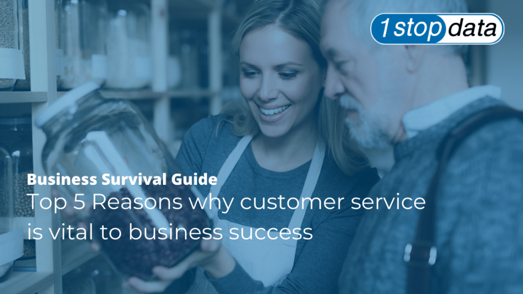 Business Survival Guide - Customer Service