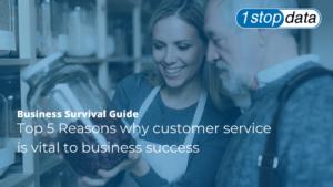 Business Survival Guide - Customer Service