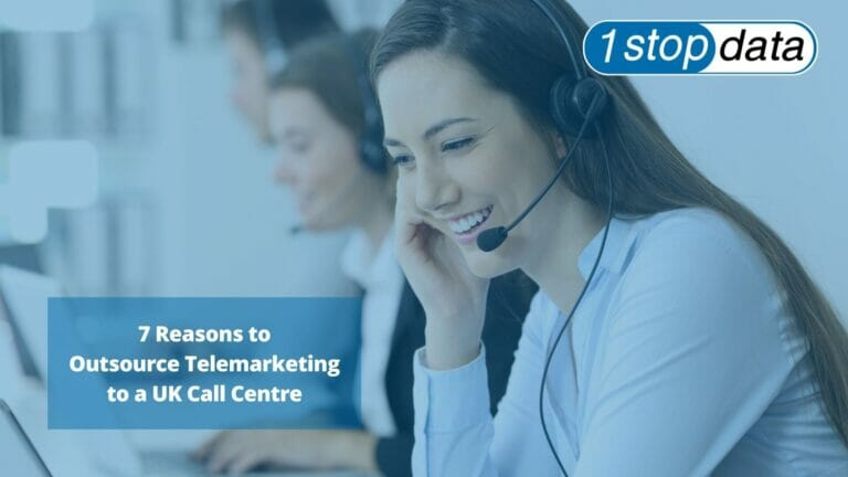 7 Reasons to Outsource Telemarketing to a UK Call Centre