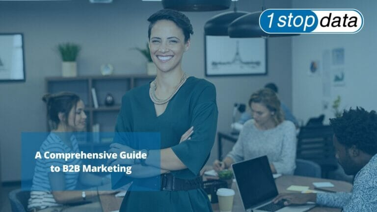 A Comprehensive Guide to B2B Marketing