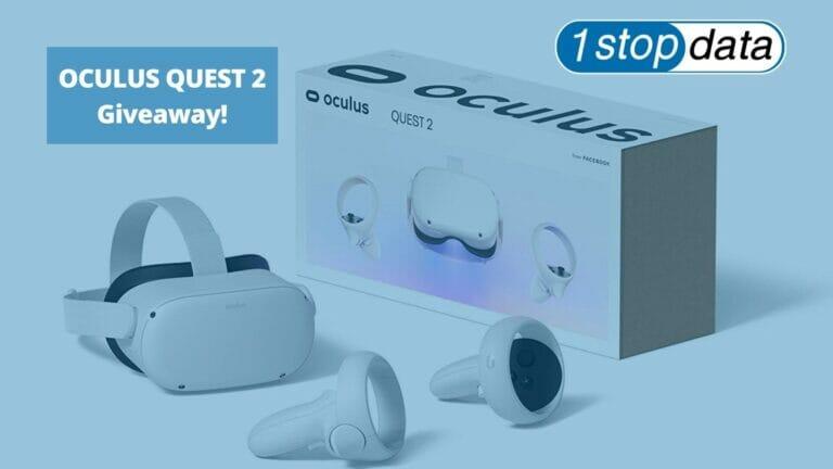 Oculus Quest 2 Giveaway
